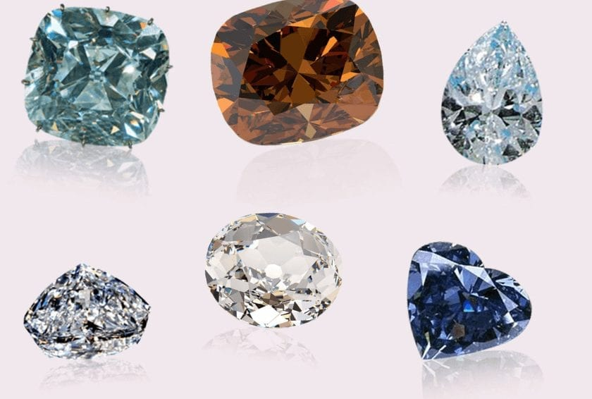 World's Most Famous Diamonds