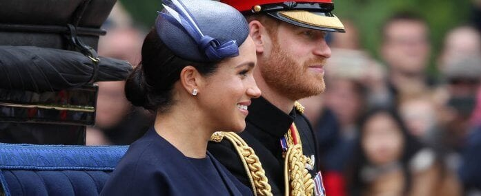 The Duchess of Sussex and Her Ring Update