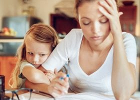 stop money problems from stressing out kids