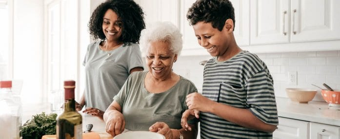 How to Live with Extended Family…Happily