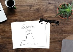 divorce in new york