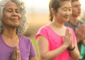 meditation effects on the aging brain