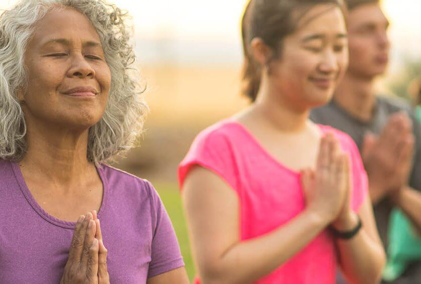 How Meditation Can Slow The Effects Of Aging On The Brain