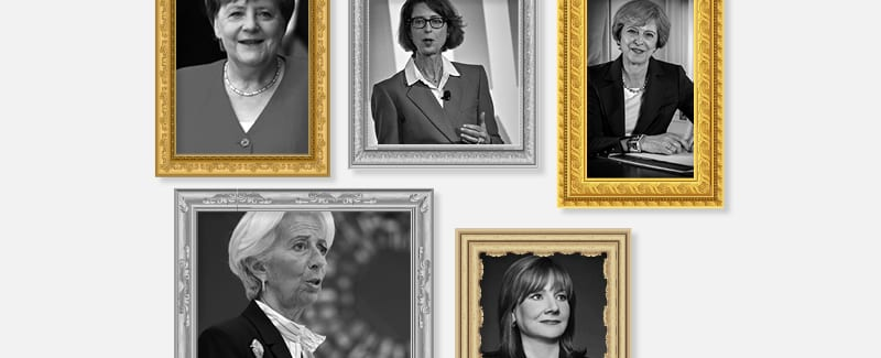 5 Amazing Powerful Women and What We Can Learn from Them