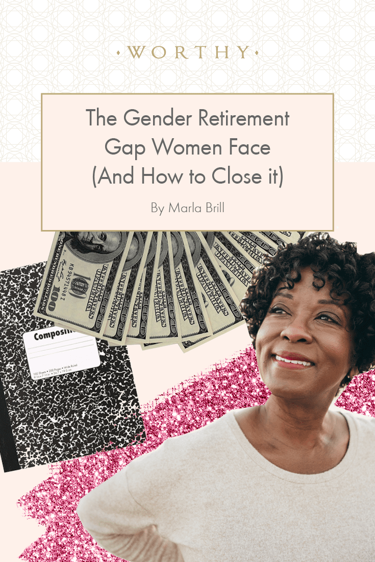 The Gender Retirement Gap Women Face (And How to Close it)