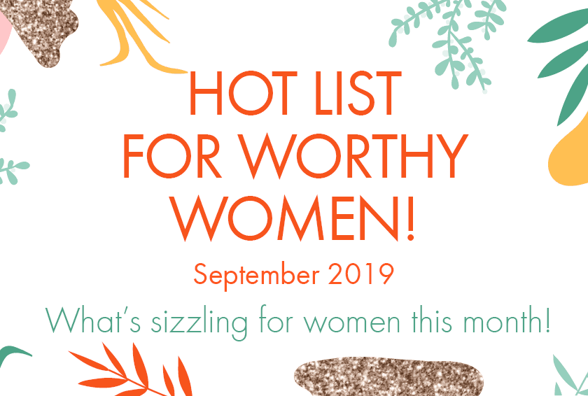 Worthy's Hot List for September 2019: Downton Abbey, Wine Month & More