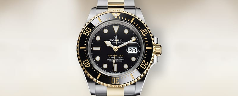The Noteworthy Series: Rolex Sea Dweller Review