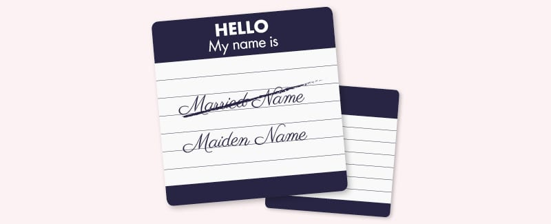 The Name Game: How to Change Your Name After Divorce