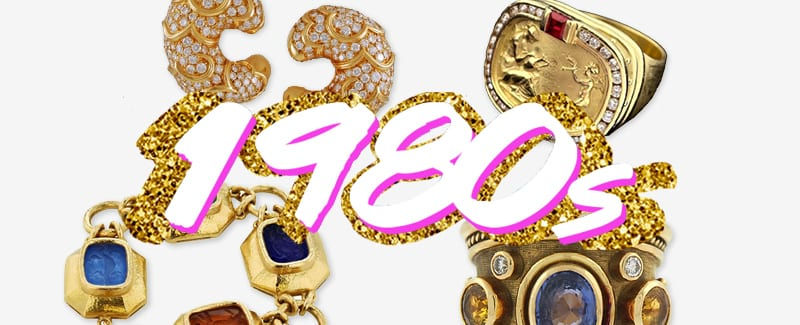 Top Fine Jewelry Brands Of The Eighties