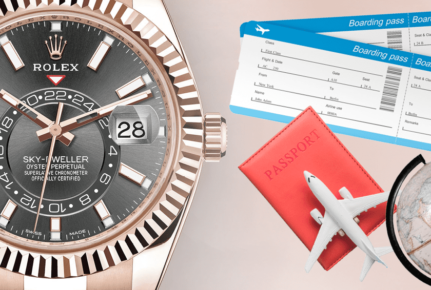 The Noteworthy Series: Rolex Sky-Dweller Review