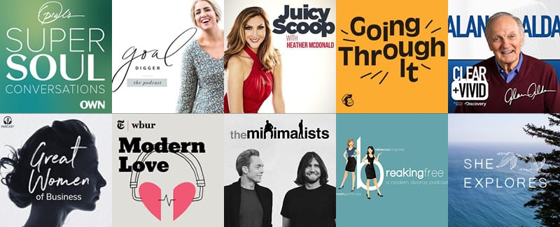 Worthy Recommends: Top 10 Podcasts for 2020