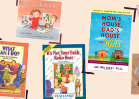 Children's Books About Divorce And Separation