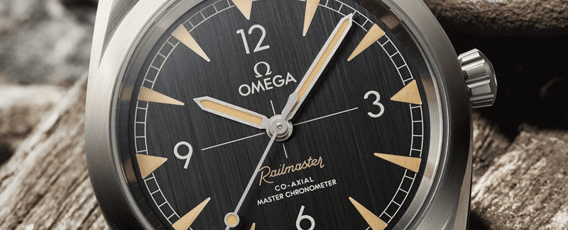 The Noteworthy Series: Omega Railmaster Model Review