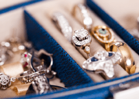 identify valuable pieces in your jewelry box