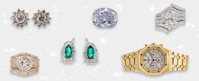 October 2020's Best Auctions: Spectacular Studs and Sets