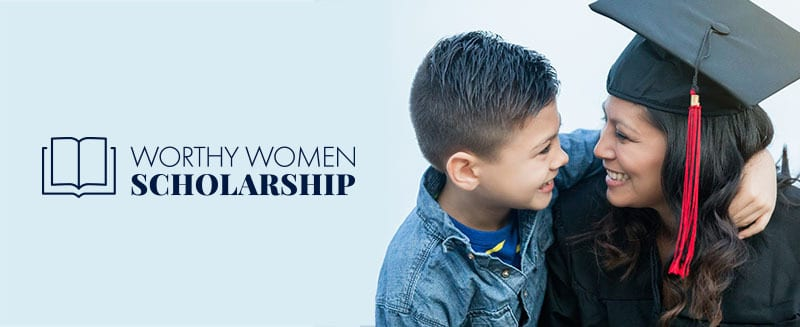 Introducing the 2021 Worthy Women's Scholarship