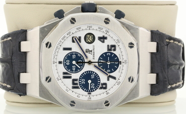 Audemars Piguet Royal Oak Offshore Navy